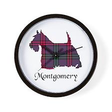 Terrier - Montgomery Wall Clock