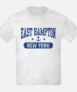 East Hampton New York T-Shirt