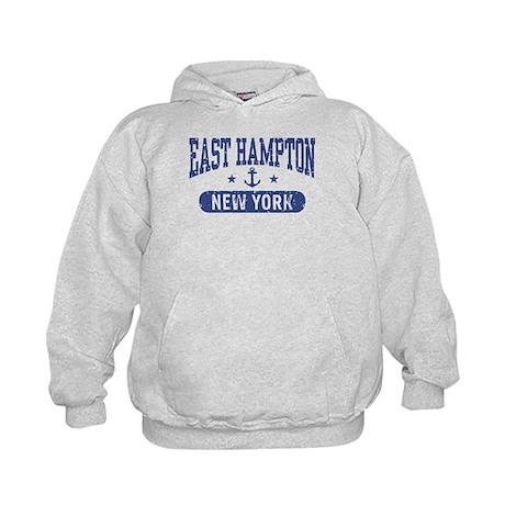 East Hampton New York Kids Hoodie