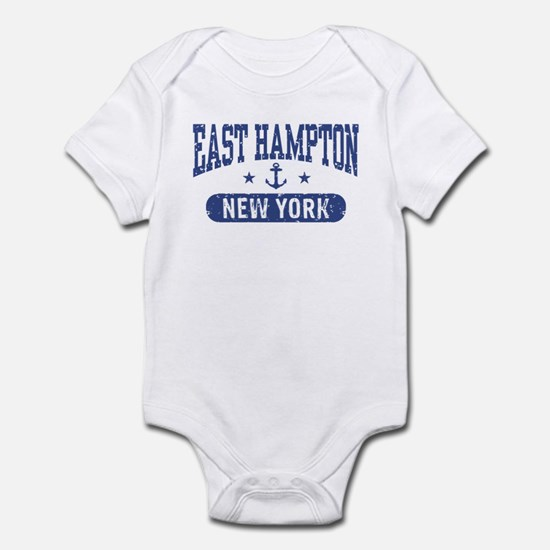 East Hampton New York Infant Bodysuit