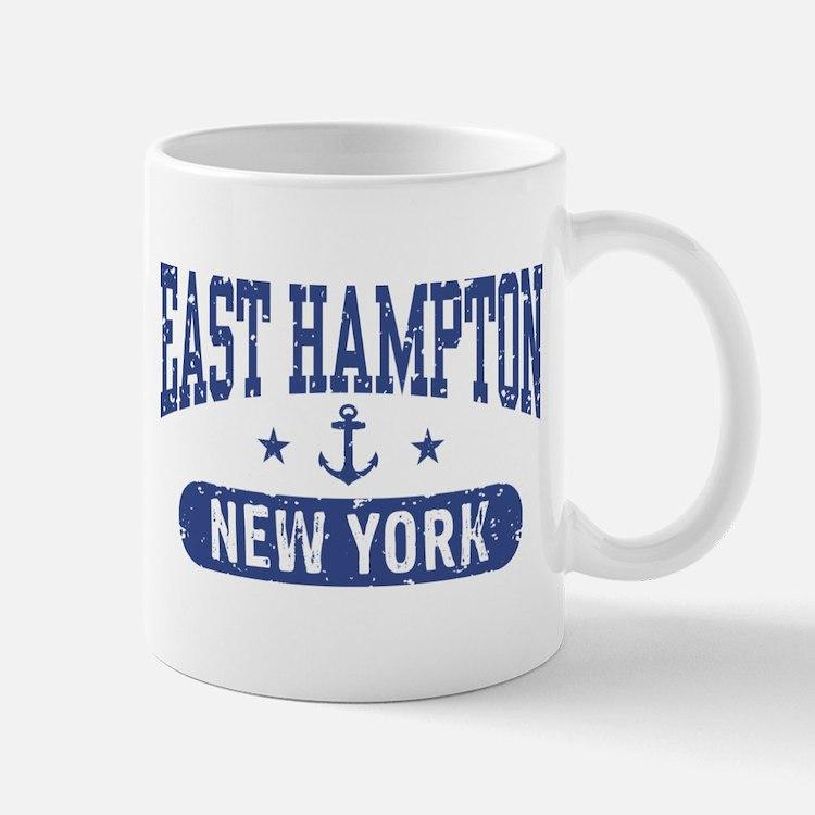 East Hampton New York Mug