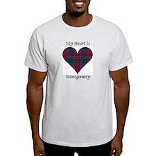 Heart - Montgomery T-Shirt