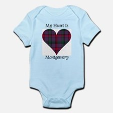 Heart - Montgomery Infant Bodysuit
