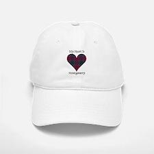 Heart - Montgomery Baseball Baseball Cap