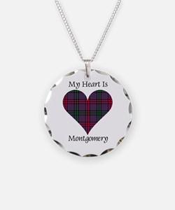 Heart - Montgomery Necklace