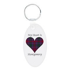 Heart - Montgomery Keychains