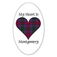 Heart - Montgomery Decal