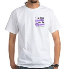I Wear Violet 37 Hodgkin's Lymphoma Shirt