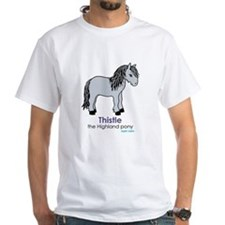 Thistle the Highland pony Shirt