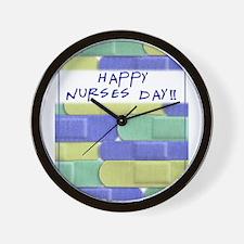 Nurse1 Wall Clock