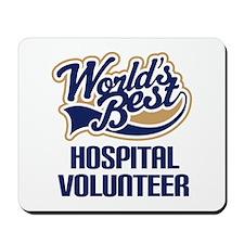 Hospital Volunteer Gift Mousepad