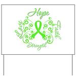 MD Hope Faith Love Yard Sign