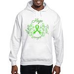 MD Hope Faith Love Hooded Sweatshirt
