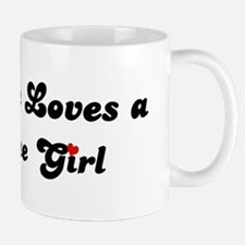 Loves Spokane Girl Mug