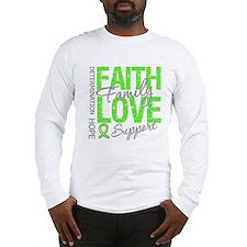 MD Faith Family Love Long Sleeve T-Shirt
