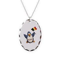 Belgium Penguin Necklace