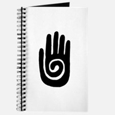 Hopi Hand Rock Painting Journal