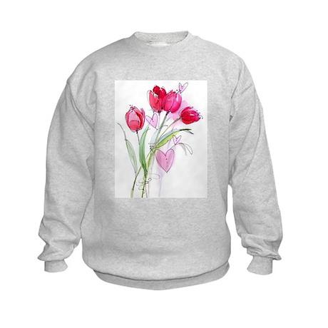 Tulip2 Kids Sweatshirt
