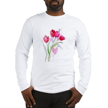 Tulip2 Long Sleeve T-Shirt