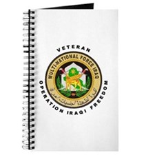 OIF Veteran Journal
