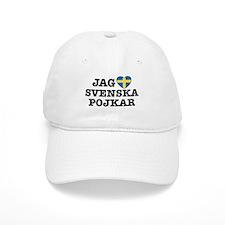 Jag Svenska Pojkar Baseball Cap