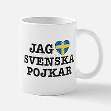 Jag Svenska Pojkar Mug