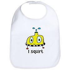 I squirt Bib