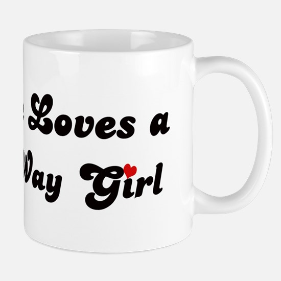 Loves Federal Way Girl Mug
