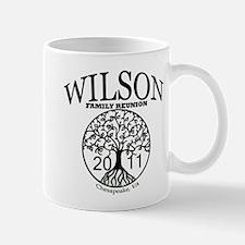 Cute Wilson family reunion Mug