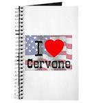 I Love Cervone Journal