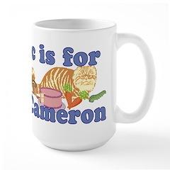 C is for Cameron Mug
