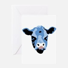 Milk Me Greeting Card