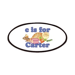 C is for Carter Patches