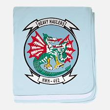Hmh-462 baby blanket