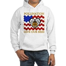 PolliNATION Save our Bees Hoodie