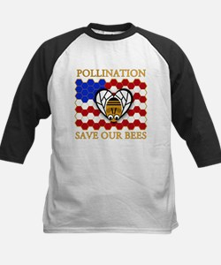 PolliNATION Save our Bees Tee