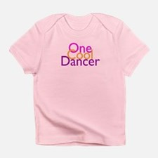One Cool Dancer Infant T-Shirt