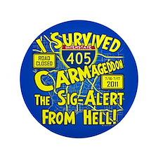 """Carmageddon 3.5"""" Button"""