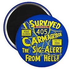 Carmageddon Magnet