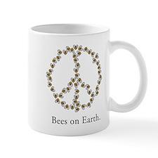 Bees on Earth (Peace) Mug