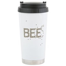 BEES (Made of bees) Travel Coffee Mug