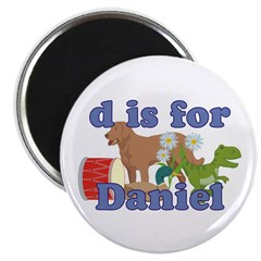 D is for Daniel 2.25