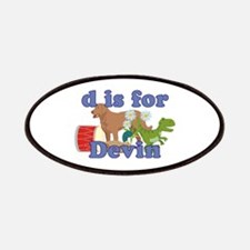 D is for Devin Patches