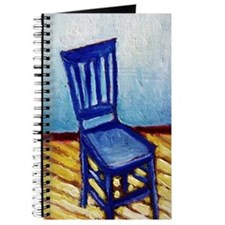 BLUE CHAIR Journal