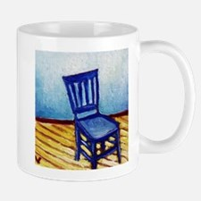 BLUE CHAIR Mug