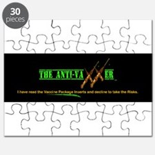 The Anti-Vaxxer™ syringes Puzzle