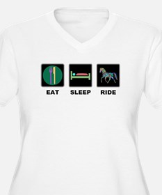 Eat Sleep Ride Horse T-Shirt