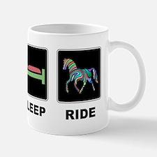 Eat Sleep Ride Horse Mug