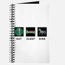 Eat Sleep Ride Horse Journal