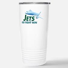 Jets Stainless Steel Travel Mug
